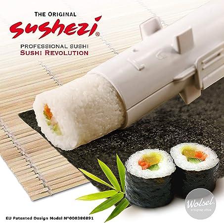 mangiare sushi dolog