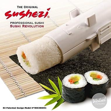 The Sushi Bazooka | All in 1 Sushi Making Machine