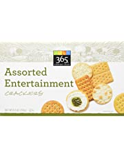 365 Everyday Value Assorted Entertainment Crackers , 8.8 oz