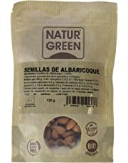 NaturGreen Semillas de albaricoque - Pack de 6 unidades de 125 gr