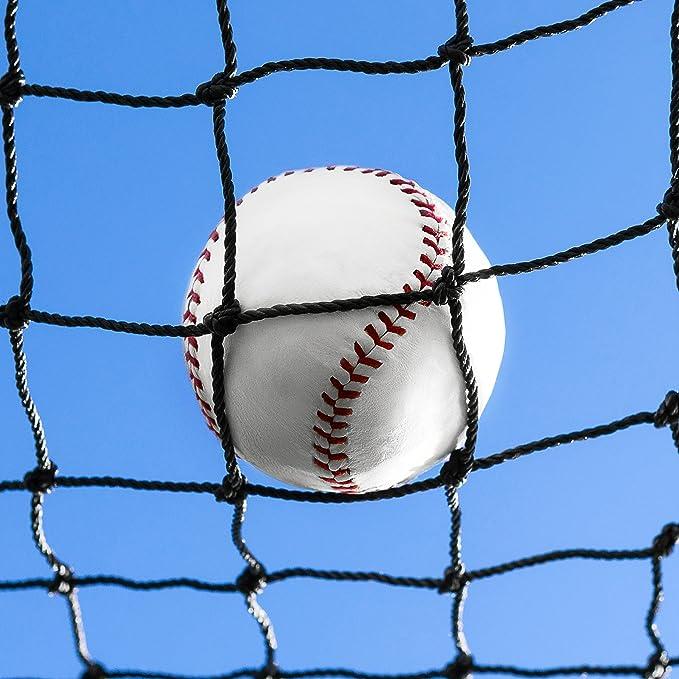 Baseball Backstop Nets - Waterproof and Durable