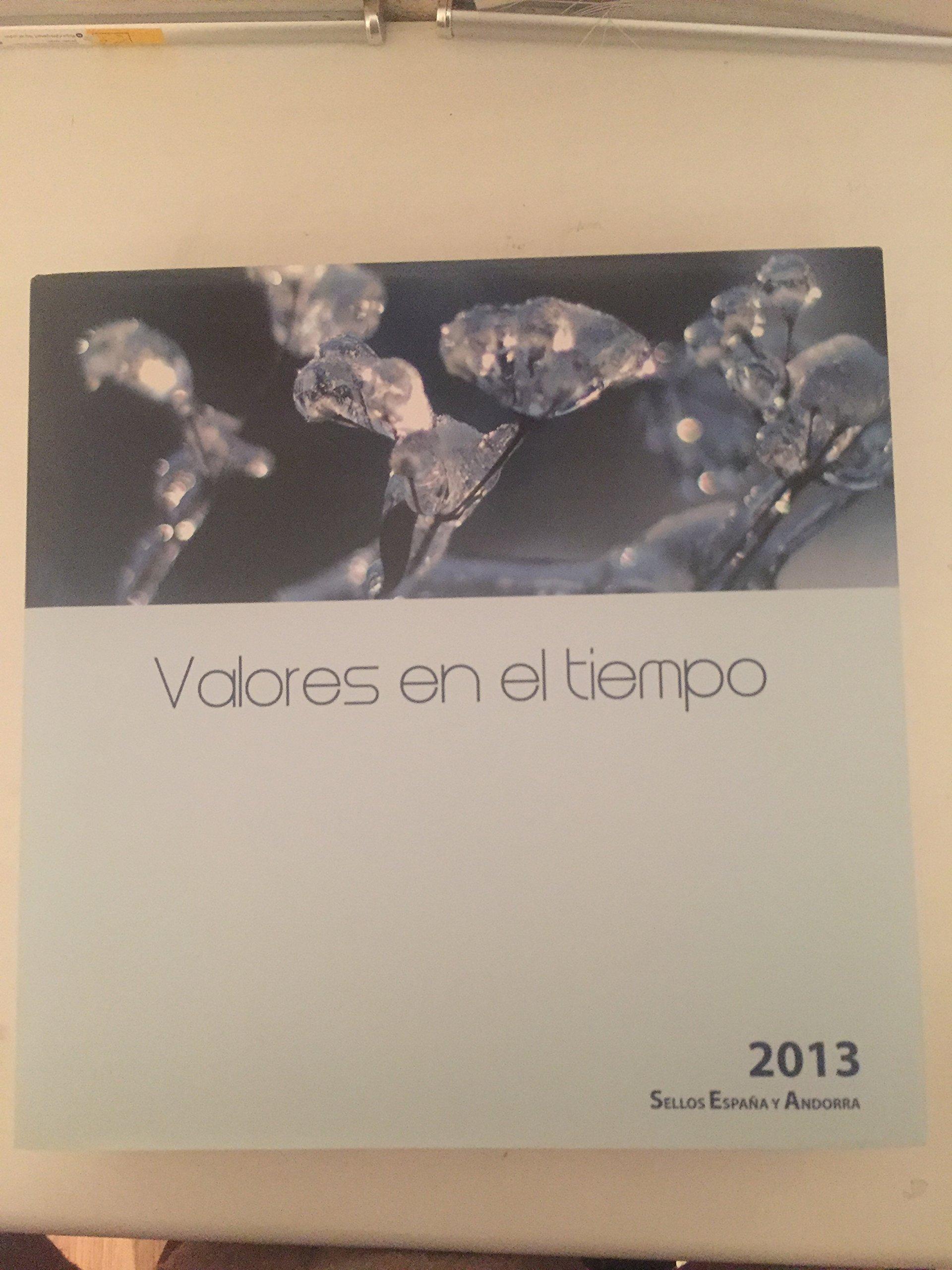 Libro de sellos de España y Andorra 2013: Amazon.es: Correos y Telégrafos: Libros