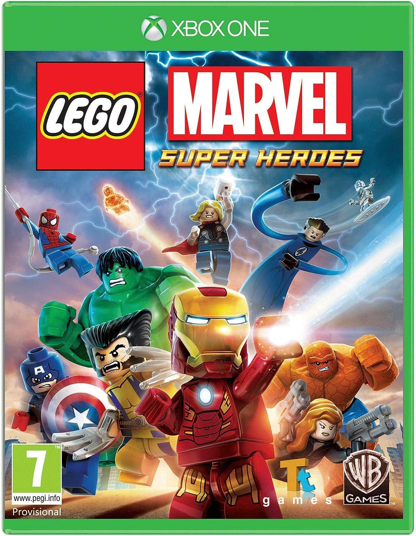 Lego Marvel Super Heroes [Importación Inglesa]: Xbox One: Amazon ...