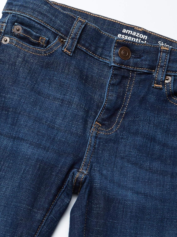 Essentials Girls Skinny Jeans Bambina