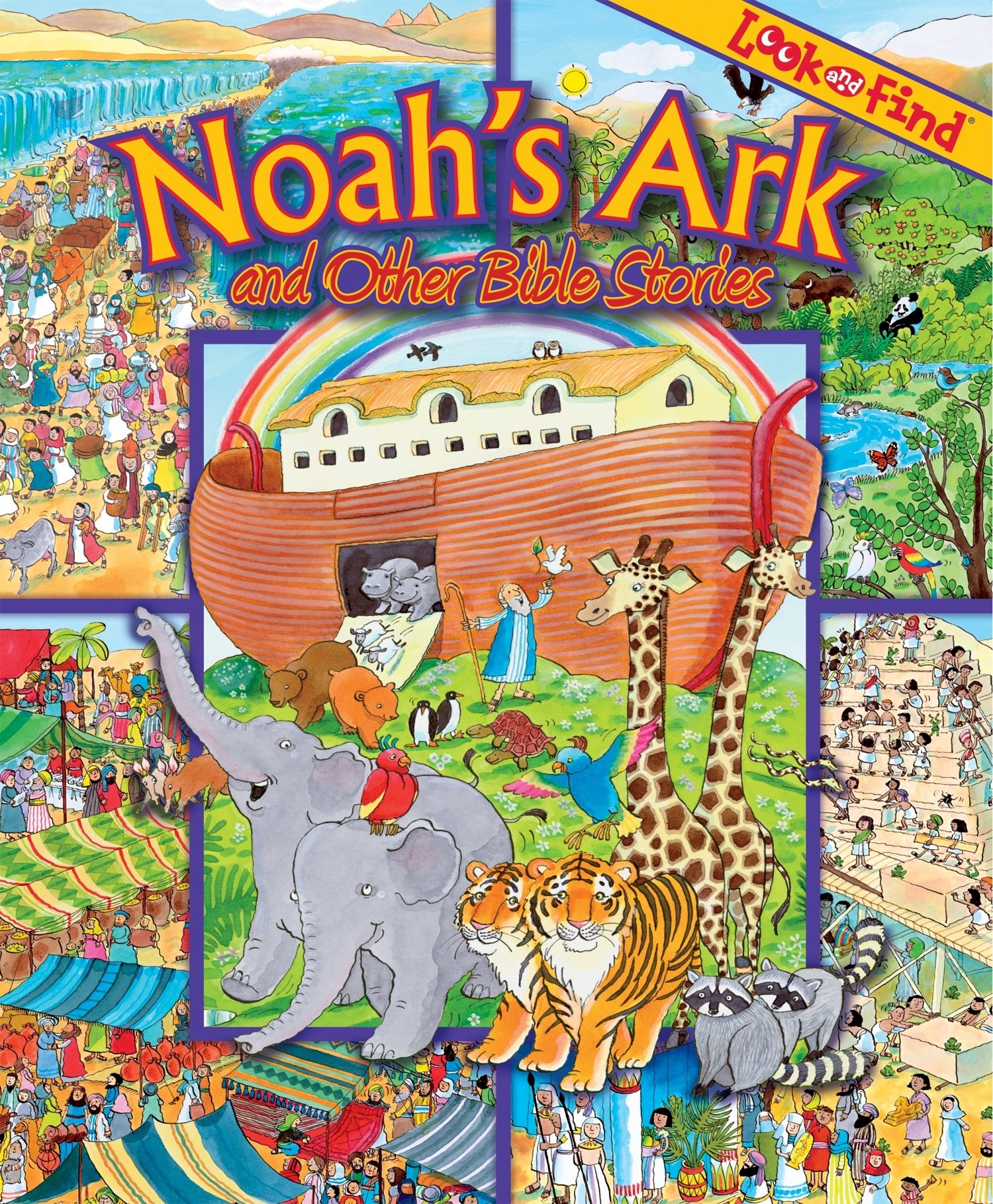 Noah's Ark (Look and Find)