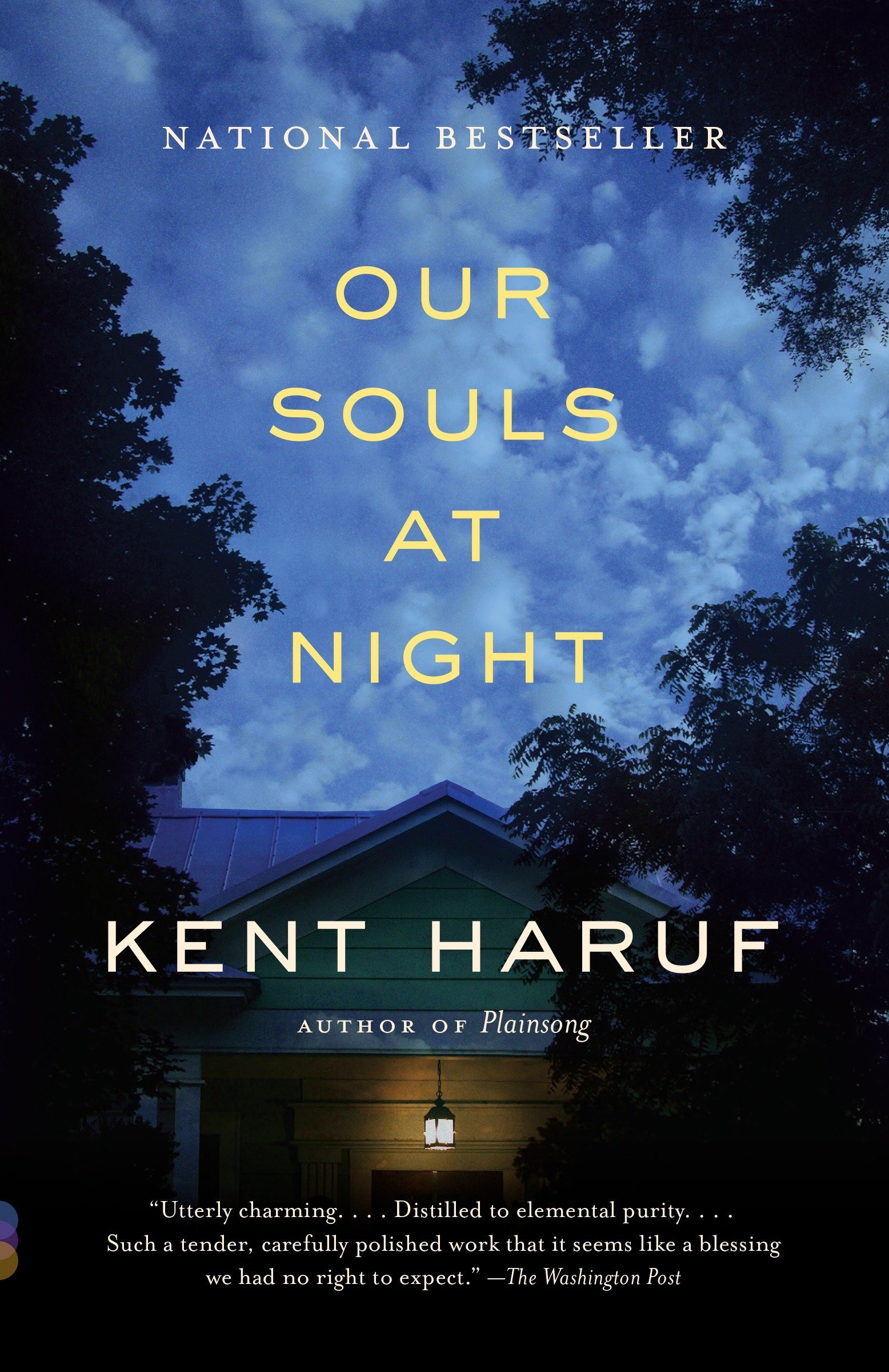 Our Souls At Night (Vintage Contemporaries): Amazon.es: Haruf ...