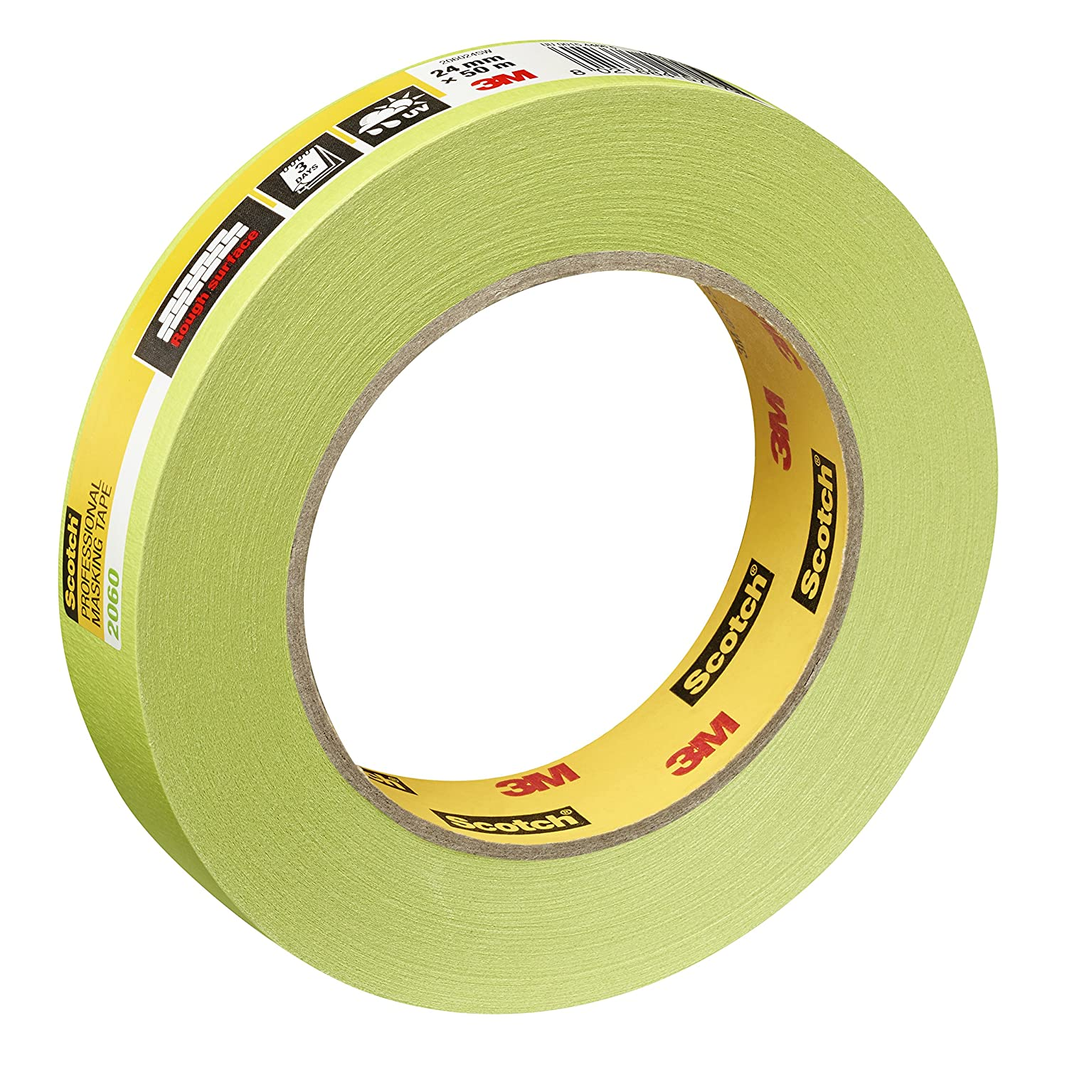 Scotch 70574 Nastri di Mascheratura per Superfici Ruvide, 36 mm x 50 m 3MITA PT206038