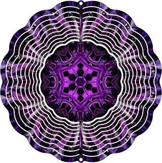 """product image for Next Innovations 101408001-AMARANTH Wind Spinner, 10"""" Diameter, Multicolor"""