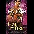 Light My Fire (Dragon Kin series Book 7)