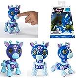Zoomer Zupps 互动长颈鹿,带灯光、声音和传感器 ~ Rafa
