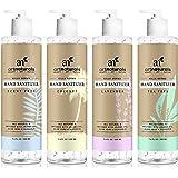 Art Naturals Set Désinfectant pour les Mains (Pack de 4) - 220 ml chaque unité - Formule la Plus Naturelle
