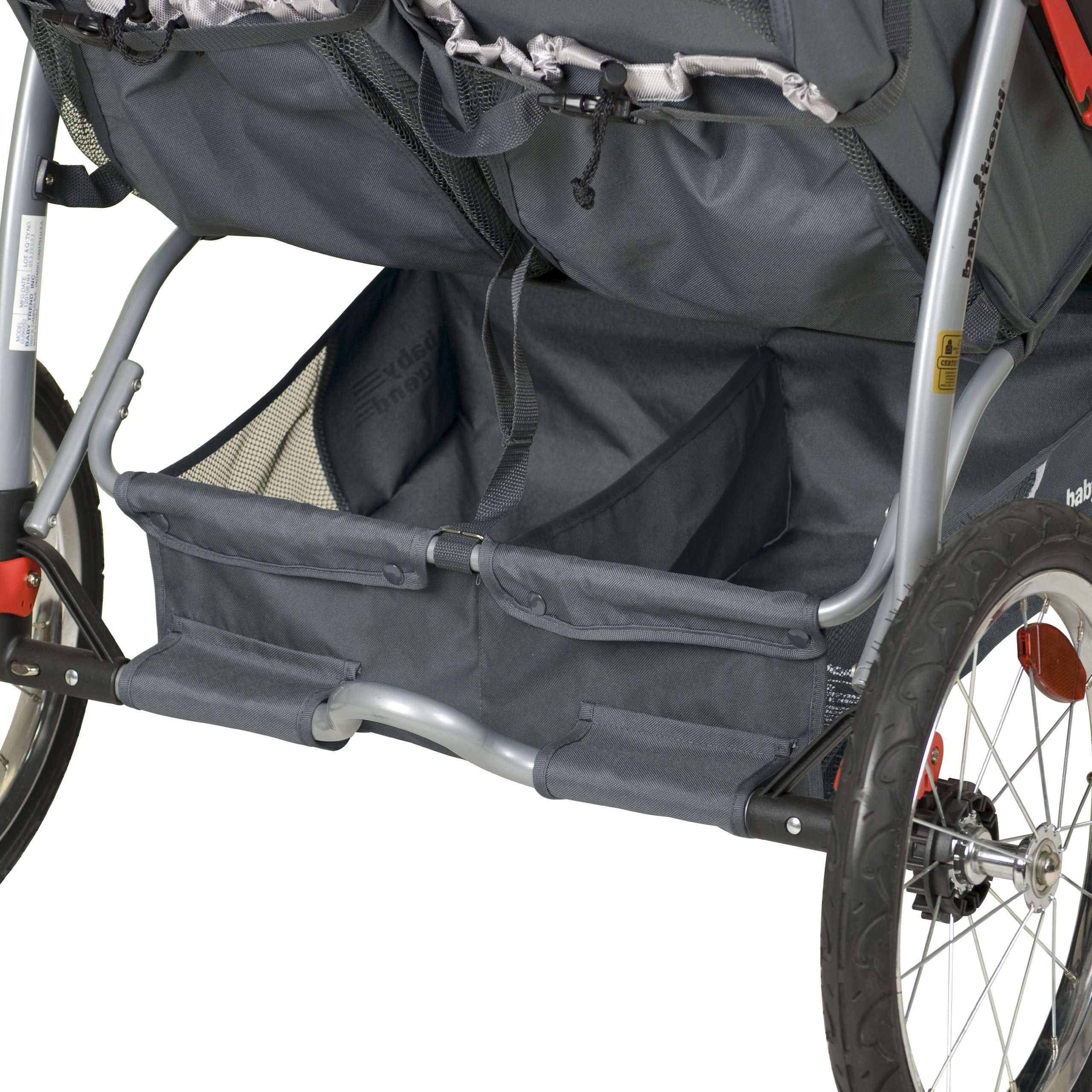 Baby Trend Expedition Double Jogger, Elixer by Baby Trend (Image #6)