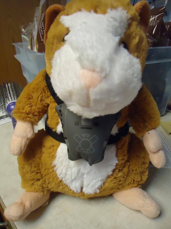 Amazon Com Disneyworld Disneyland Exclusive Disney G Force Super Soft Plush Hamster 9 Toys Games