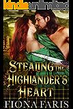 Stealing the Highlander's Heart: Scottish Medieval Highlander Romance Novel (Tales of Blair Castle Book 2)