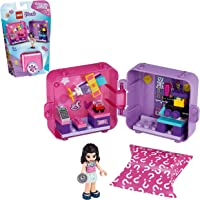 LEGO Friends Emma's Shopping Play Cube 41409 Building Kit, Includes a Collectible Mini-Doll,  Imaginative Play, New 2020