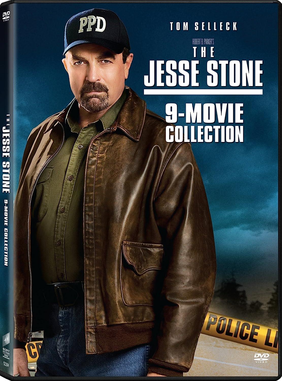 Jesse Stone: Benefit of the Doubt / Jesse Stone: Innocents Lost / Jesse Stone: Night Passage / Jesse Stone: Sea Change / Jesse Stone: Death in Paradise / Jesse Stone: No Remorse / Jesse Stone: Thin Ice / Stone Cold / Jesse Stone: Lost in Paradise - Set (So