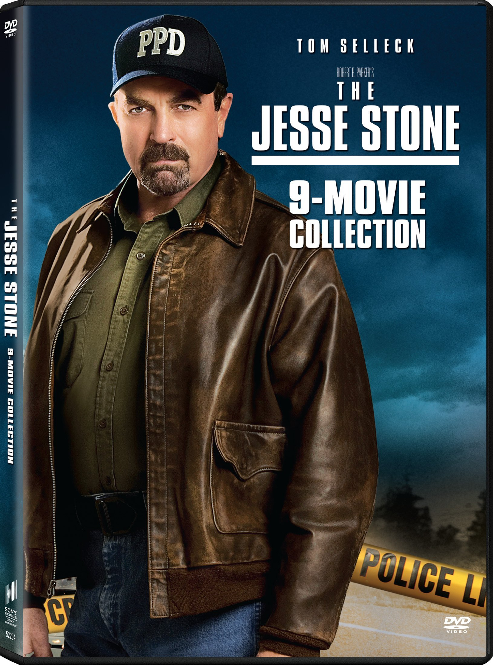DVD : The Jesse Stone 9-Movie Collection (Boxed Set, Widescreen, Dolby, AC-3, )