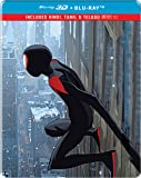 Spider-Man: Into the Spider-Verse (Steelbook) (Blu-ray 3D & Blu-ray)
