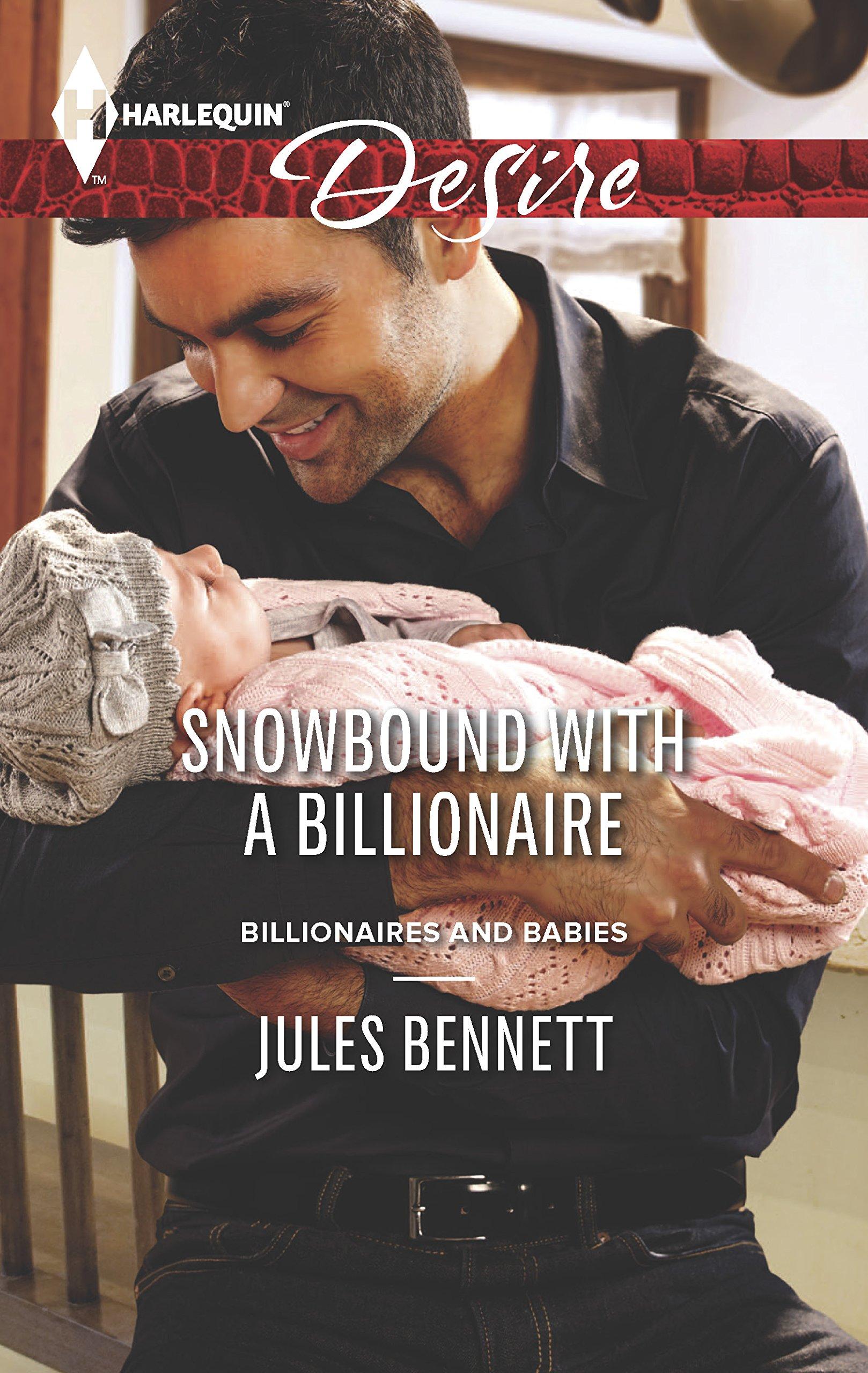 Snowbound with a Billionaire (Billionaires and Babies) pdf epub