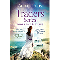 The Traders Series Books 1–3: The Trader's Wife, The Trader's Sister, The Trader's Dream (English Edition)