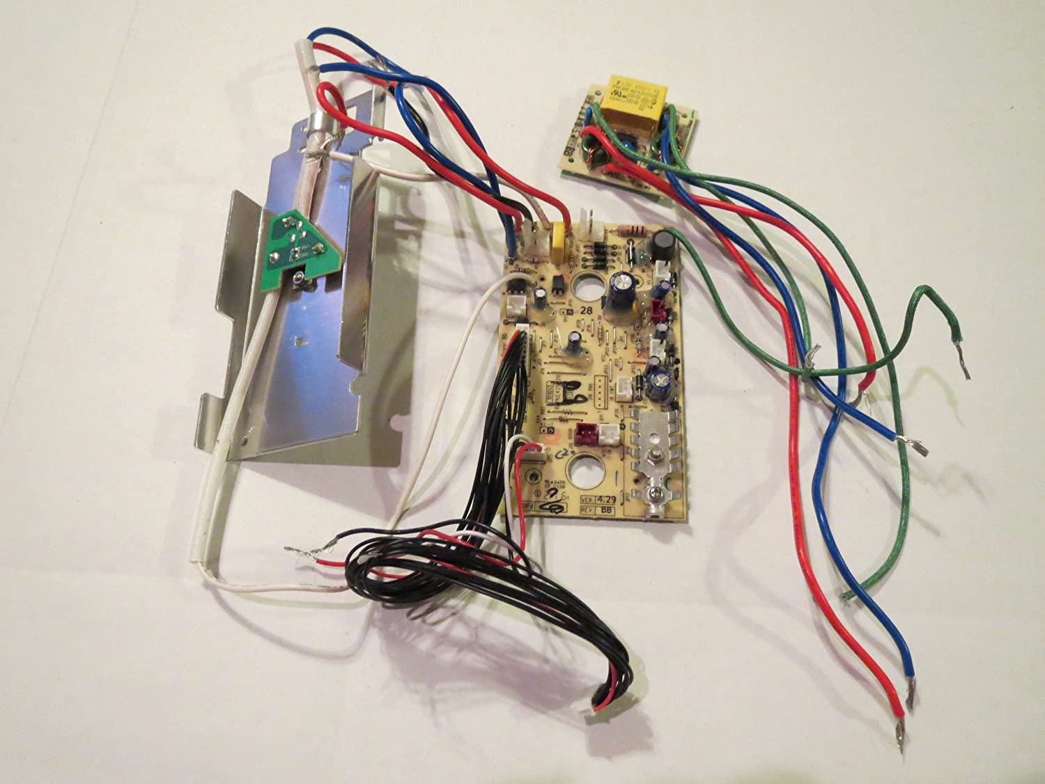 Keurig B40 Circuit Board And Wiring Coffee Machine Maker Diagram Replacement Parts Kitchen Dining