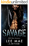 Savage (MC Biker Romance) (English Edition)