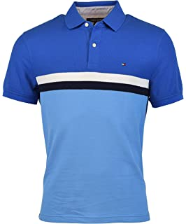 4cdd4f8ee Tommy Hilfiger Men s Regular Fit Performance Pique Polo Shirt - XS ...