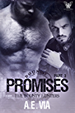 Promises Part 3 (Bounty Hunters) (English Edition)