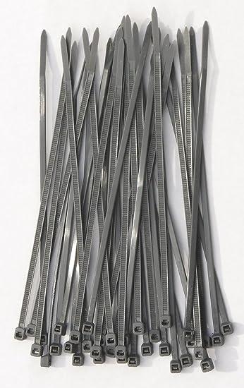 Amazon.de: Befestigung Montage-Plättchen Draht Kabelbinder für PVC ...