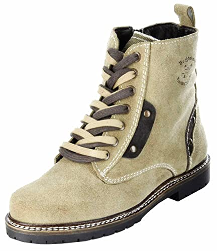Trachten Schuhe Trachtenschuhe Damen Bergheimer Gossl