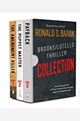 Brooks/Lotello Thriller Collection: Books 1–3 Kindle Edition