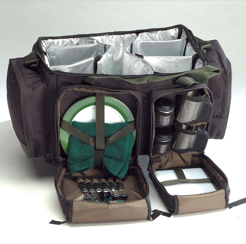 *Picknicktasche / Kühltasche ANACONDA, für 2 Personen*