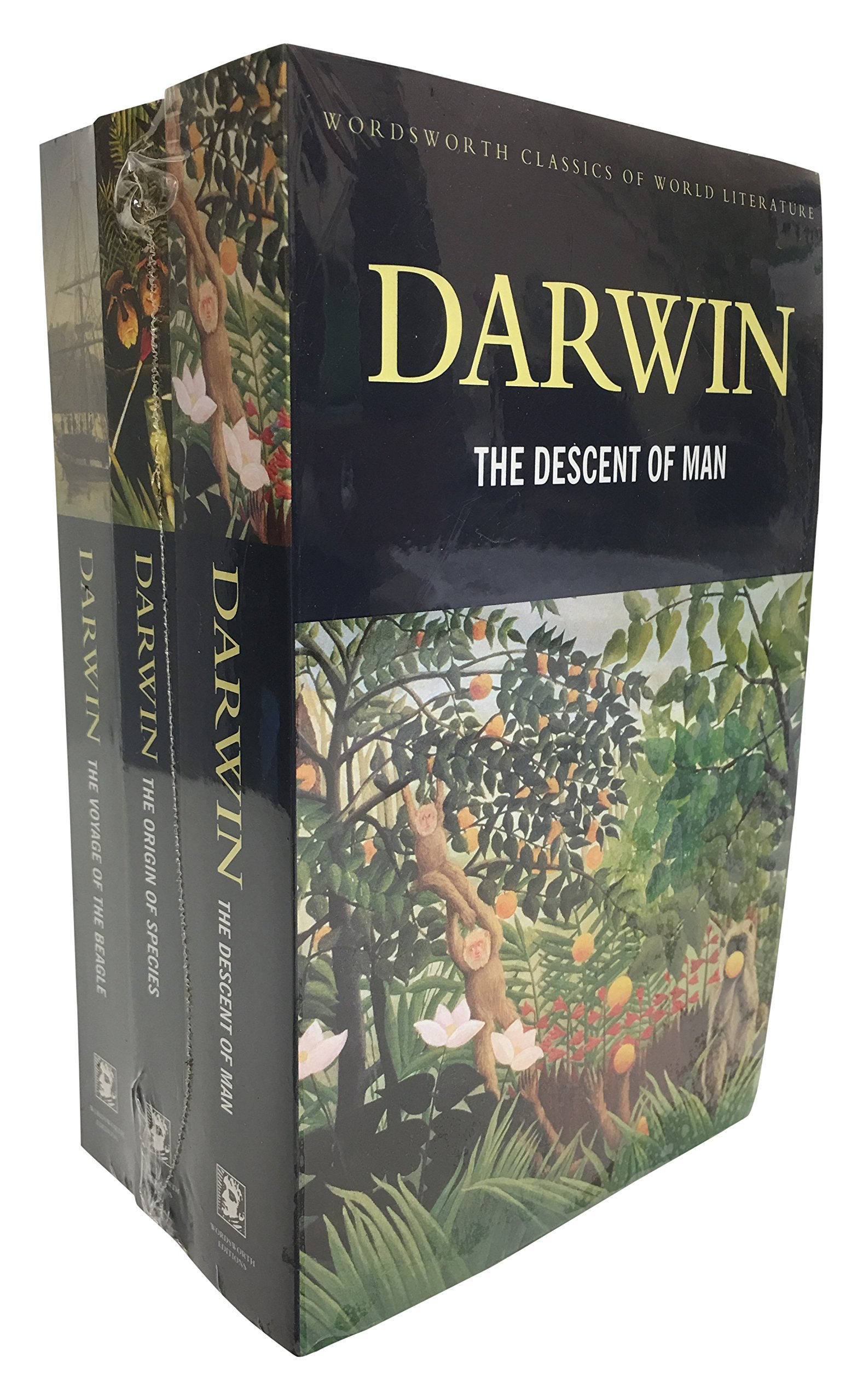 Download The Best of Charles Darwin PDF