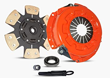 Sudeste embrague 06 - 062rcb - Kit de embrague etapa 3 para Nissan Frontier Pathfinder Xterra vg33e: Amazon.es: Coche y moto