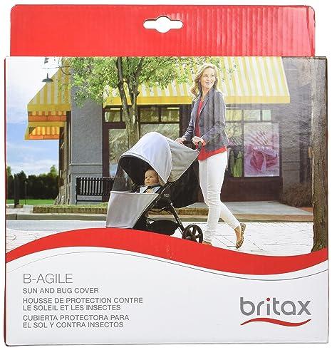 Britax B-Agile /& B-Free Sun UV and Mosquito Net NEW S924100
