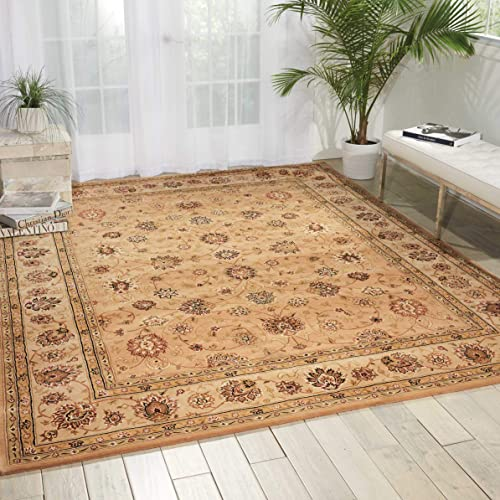 Nourison Nourison 2000 2071 Camel Rectangle Area Rug