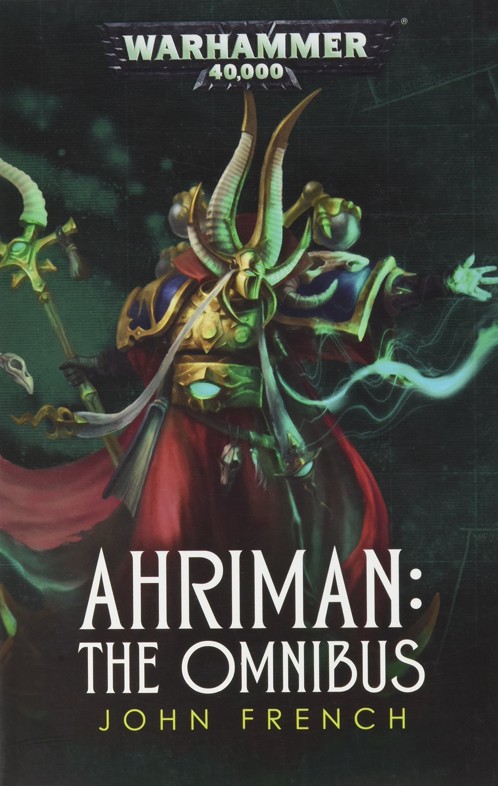 Ahriman the omnibus amazon john french books fandeluxe Choice Image