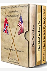 The McCullough Saga Boxed Set: Volumes 1 and 2 of The McCullough Saga Kindle Edition