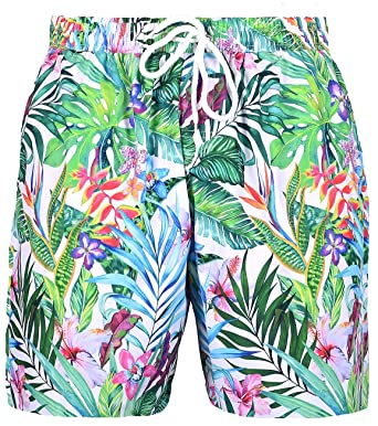 7da471a25a Big Mens Brooklyn Floral Swim Shorts 2XL 3XL 4XL 5XL 6XL: Amazon.co.uk:  Clothing