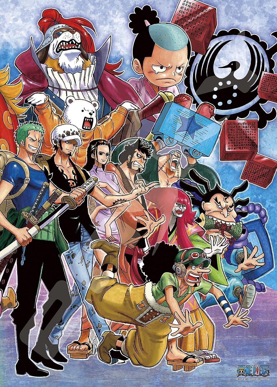 Amazon 500ピース ジグソーパズル One Piece ワノ国を開国せよ