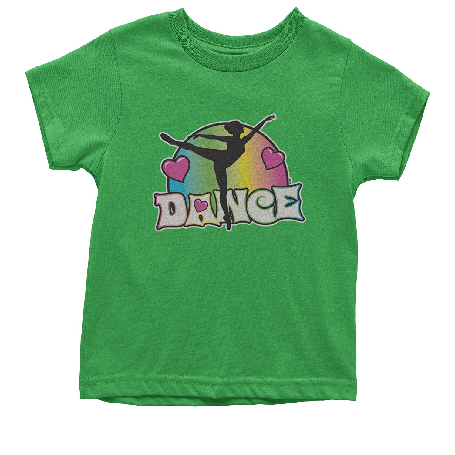 Expression Tees Dance Neon Youth T-Shirt