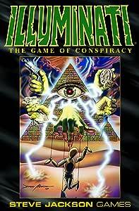 Amazon.com: Illuminati: Steve Jackson: Toys & Games