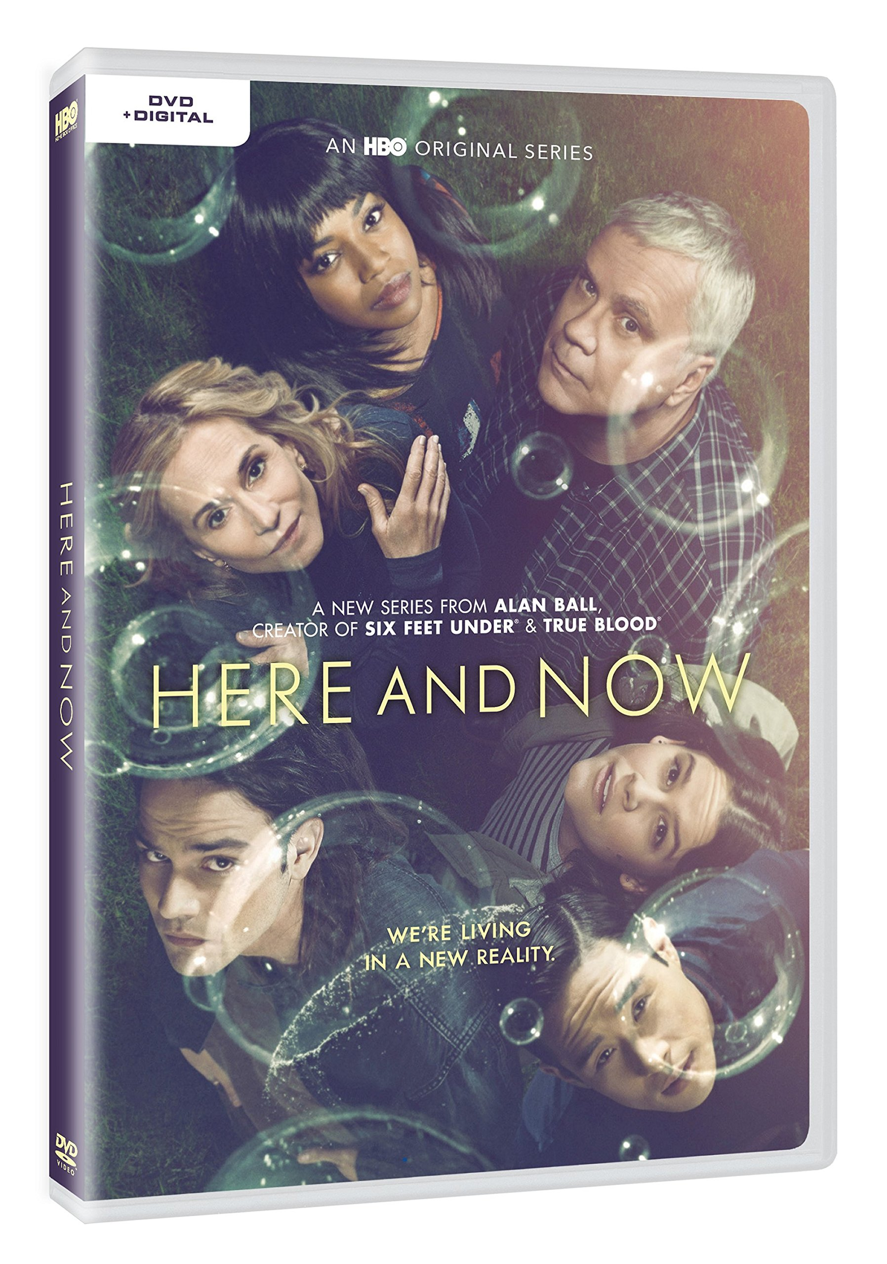 DVD : Here And Now: The Complete First Season (Boxed Set, Ultraviolet Digital Copy, Digitally Mastered in HD, 4PC)