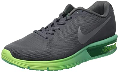 reputable site 805ab e6a1c NIKE Women s Air Max Sequent Running Shoe  719916-012 ...