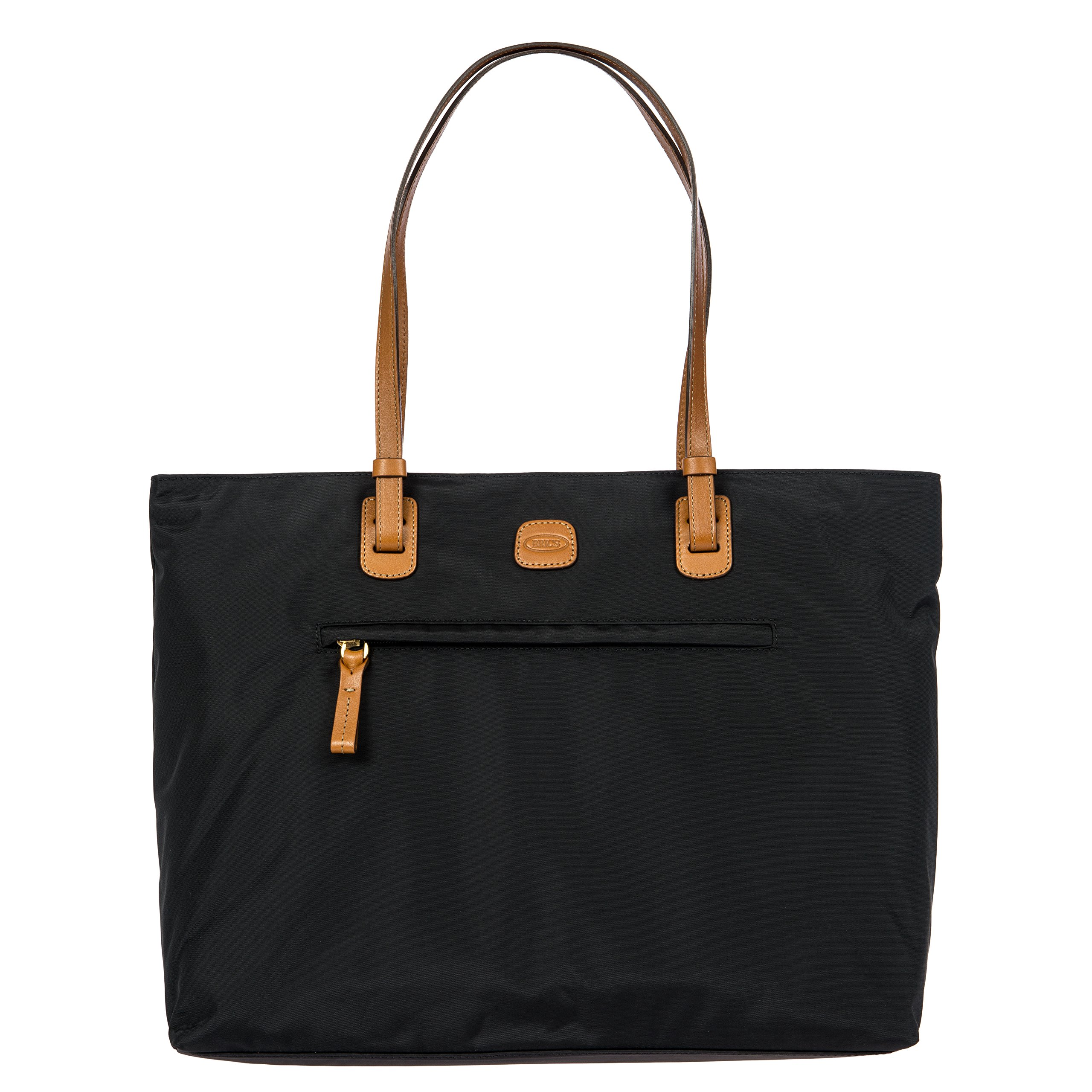 Bric's Women's X x-Travel 2.0 Ladies' Business Tablet Bag Laptop Tote, Black, One Size