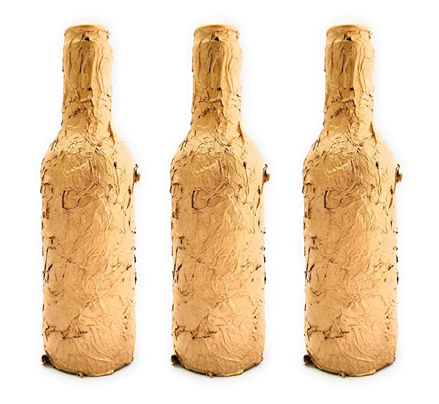 Botellas con Suerte - Pack 3 Botellitas Voll-Damm Decoración ...