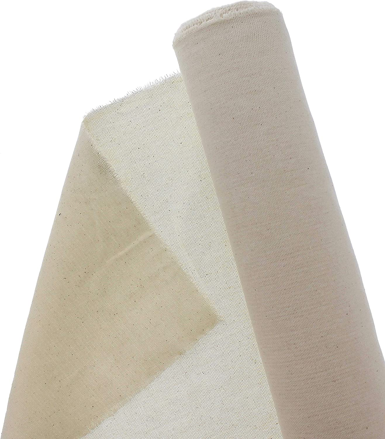 HomeTex Canada Cotton Canvas 60 Wide x 25 Meters Full Roll