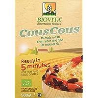 Biovita Cous Cous Maiz Arroz 5 Min. Biovita