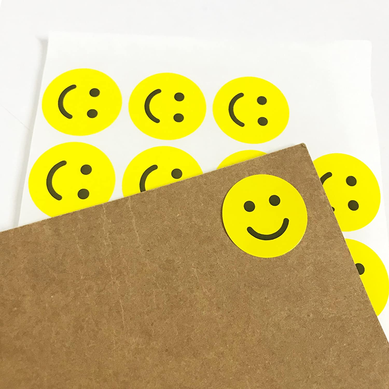 decoraci/ón para port/átil Pegatina como recompensa para ni/ños dise/ño de emoticonos divertidos para ni/ños Emoticonos de cara del diablo para computadora port/átil 192 pegatinas de caras sonrientes