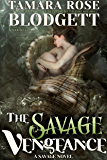 The Savage Vengeance (#4): New Adult Dark Paranormal/Sci-fi Romance (The Savage Series)